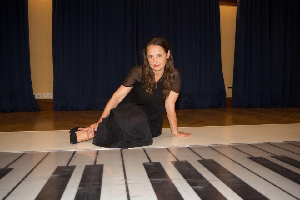 Sasha Waltz im Toccarion
