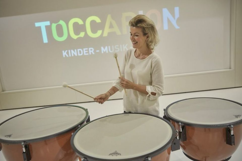 Anne-Sophie Mutter im Toccarion