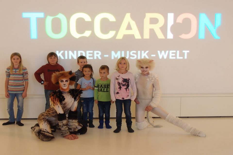 Cats Darsteller im Toccarion