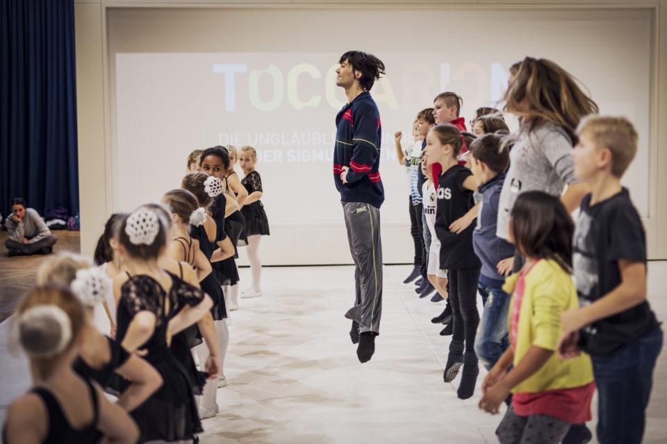 Ballett im Toccarion
